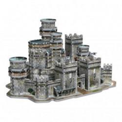 Puzzle Le Trône de Fer Puzzle 3D Winterfell