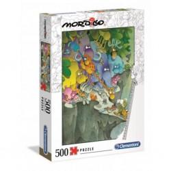 Puzzle Mordillo 500 pièces - The Surrender