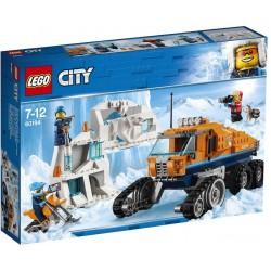 LEGO 60194 City - Le véhicule à chenilles d'exploration