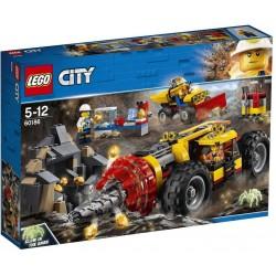 LEGO 60189 City - La foreuse de minerai