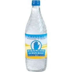 Cristal Vinaigre La Main Bleue 75cl (lot de 15)