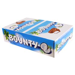 Bounty Lait (lot de 3)