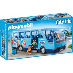 PLAYMOBIL 9117 City Life - Bus Funpark