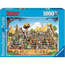 Ravensburger Puzzle 1000 pièces - Photo de famille / Astérix