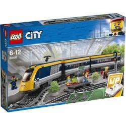 LEGO 60197 City - Le train de passagers télécommandé