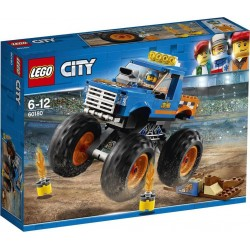 LEGO 60180 City - Le monster Truck