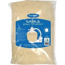 Sunbay Sable de Filtration pour Piscine 25Kg