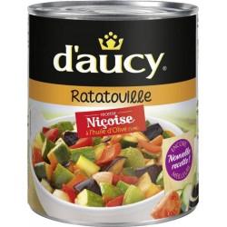 D'aucy Ratatouille Niçoise à l'Huile d'Olive 750g (lot de 5)