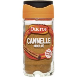 Ducros Cannelle Moulue avec Opercule Fraîcheur 18g (lot de 3)