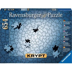 Ravensburger Krypt puzzle 654 pièces - Silver