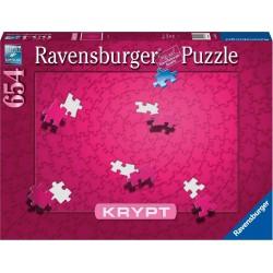Ravensburger 16564 Krypt puzzle 654 pièces - Pink (Ravensburger Krypt)