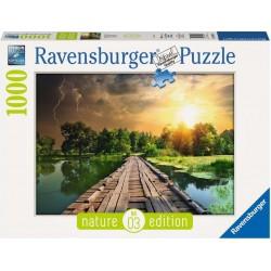 Ravensburger Puzzle 1000 pièces - Lumière mystique