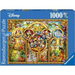 Ravensburger Puzzle 1000 pièces - Les plus beaux thèmes Disney