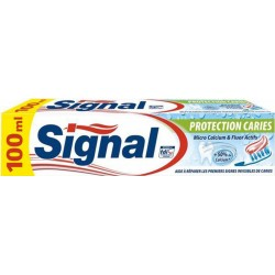 Signal Dentifrice Protection Caries 100ml (lot de 6)