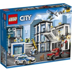 LEGO 60141 City - Le commisariat de police