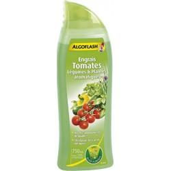 Algoflash Engrais Tomates Légumes et Plantes Aromatiques 750ml (lot de 2)
