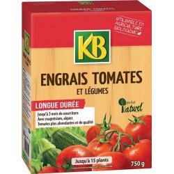 KB Engrais Tomates 750g