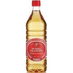 Pundel tradition vinaigre de vin et d'alcool 75cl