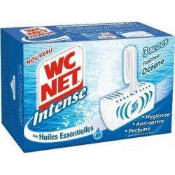WC Net Intense Bloc WC Aux Huiles Essentielles Brise des Montagnes