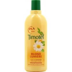 Timotei Shampooing Blond Lumière 300ml (lot de 4)