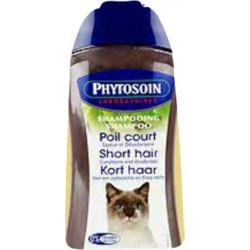 Phytosoin Shampooing Poils Courts Pour Chat 250ml (lot de 2)