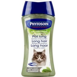 Phytosoin Shampooing Poils Longs Pour Chat 250ml (lot de 2)