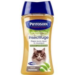 Phytosoin Shampooing Insectifuge Action Préventive Pour Chat 250ml (lot de 2)