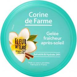 Corine de Farme Gelée Fraîcheur Après-Soleil Fleur de Tiaré 150ml (lot de 2)