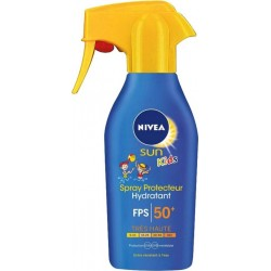 Nivea Sun Kids Spray Protecteur Hydratant FPS50 300ml (lot de 2)
