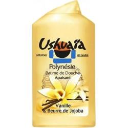 Ushuaïa Douche Polynésie Vanille Et Beurre Jojoba 250ml (lot de 3)