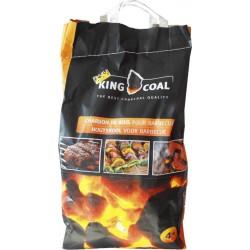 King Coal Charbon De Bois 4kg (lot de 3)