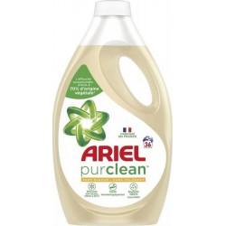 Ariel Liquide Pureclean 1,980L (lot de 2)