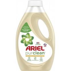 Ariel Liquide Pureclean 1,100L (lot de 2)