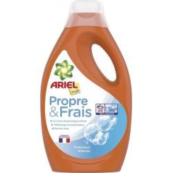 Ariel Liquide Simply Intense 1,100L (lot de 2)