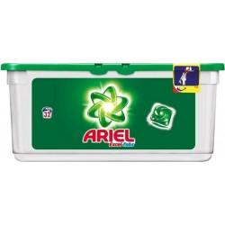 Ariel Ecodoses Original 32 Capsules (lot de 2)