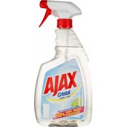 Ajax Spray Vitres Cristal 750ml (lot de 3)