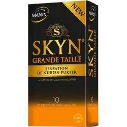 Manix Skyn King Size Préservatifs x10 (lot de 2)