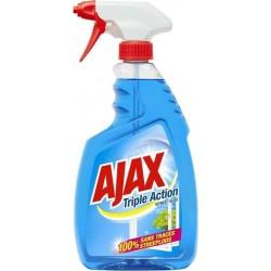 Ajax Spray Vitres Triple Action 500ml (lot de 6)