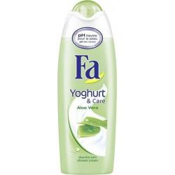 """Fa Gel Douche Yoghurt & Care """"Aloe Vera"""" 250ml (lot de 4)"""
