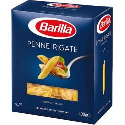 Barilla Penne Rigate 500g (lot de 6)