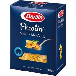Barilla Piccolini Mini Farfalle 500g (lot de 6)