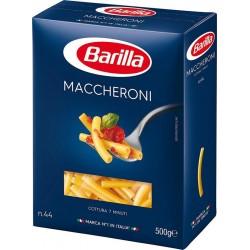 Barilla Maccheroni 500g (lot de 6)