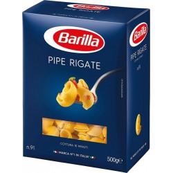 Barilla Pipe Rigate 500g (lot de 6)