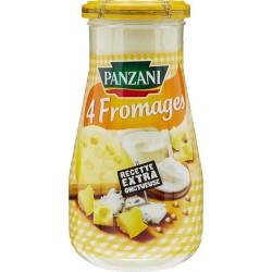 Panzani Sauce 4 Fromages (lot de 6)