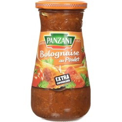 Panzani Sauce Bolognaise au Poulet (lot de 6)