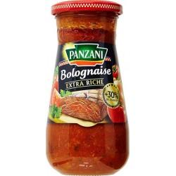 Panzani Sauce Bolognaise Extra Riche 400g (lot de 6)
