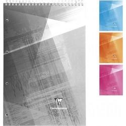 Clairefontaine Bloc Notes 160 Pages Grands Carreaux Format 21x31,8 cm (lot de 2)
