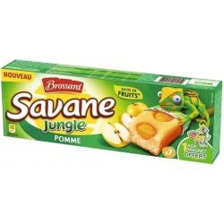 Brossard Savane Jungle Pomme 175g (lot de 3)