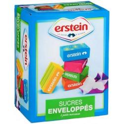 Erstein Sucres Enveloppés Morceaux 750g (lot de 3)