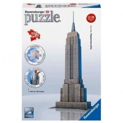 Ravensburger Puzzle 3D Empire State Building (216 pièces)